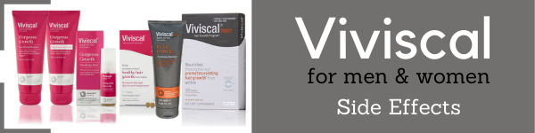 negative side effects of viviscal