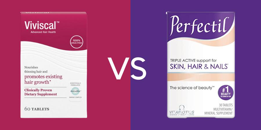 Viviscal vs Perfectil