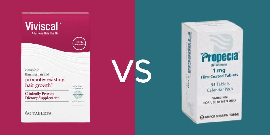 Viviscal vs Propecia