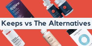 keeps vs the alternatives