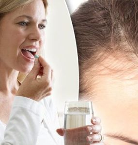 Vitamin Deficiency Causes Hair Loss